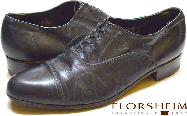 Used Leather Shoes革靴レザーシューズコーデ画像@古着屋カチカチ02