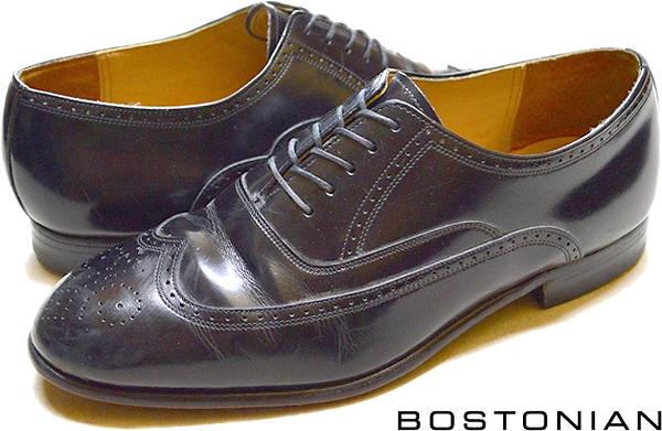 Used Leather Shoes革靴レザーシューズコーデ画像@古着屋カチカチ03