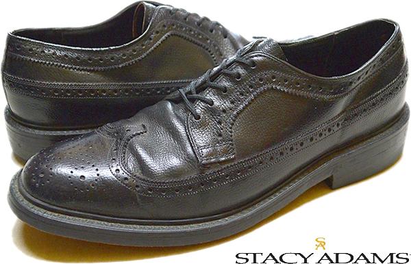 Used Leather Shoes革靴レザーシューズコーデ画像@古着屋カチカチ04