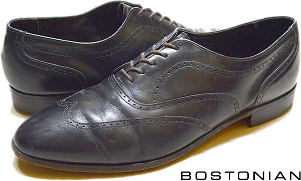 Used Leather Shoes革靴レザーシューズコーデ画像@古着屋カチカチ06
