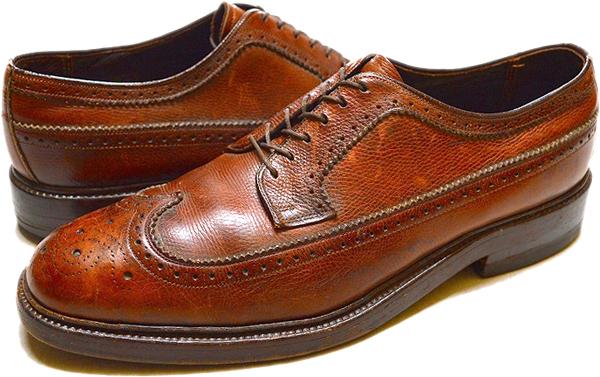 Used Leather Shoes革靴レザーシューズコーデ画像@古着屋カチカチ07