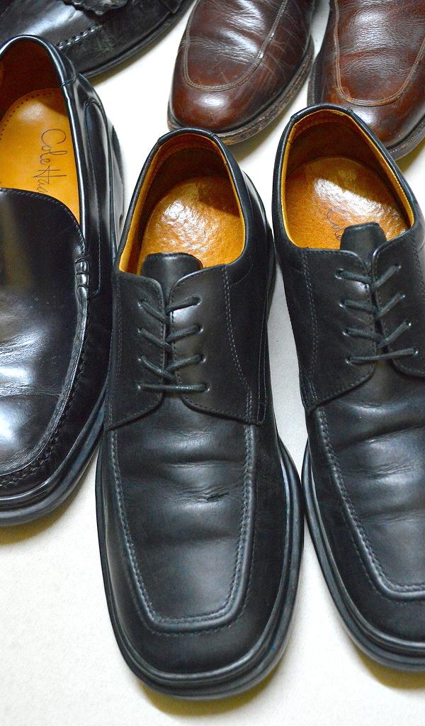 革靴レザーシューズ画像メンズコーデ@古着屋カチカチ01