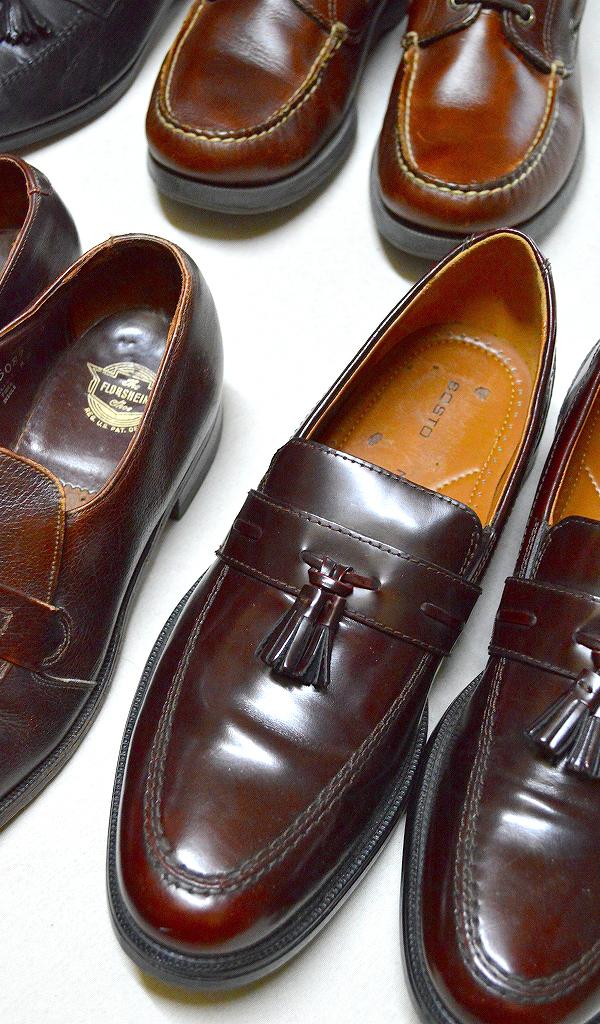 革靴レザーシューズ画像メンズコーデ@古着屋カチカチ03