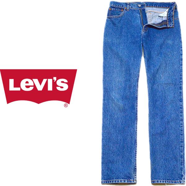 Levis Used Jeansリーバイスジーンズ画像コーデ@古着屋カチカチ09
