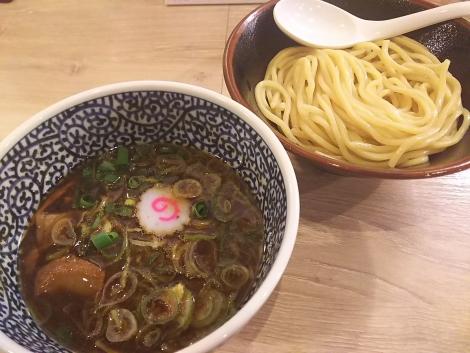 上州ブラックつけ麺