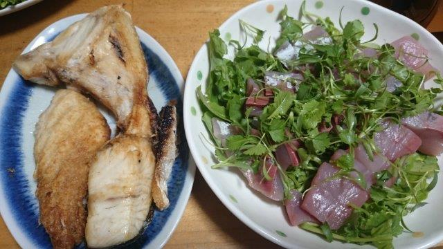 パクチと鶏鍋 (1)