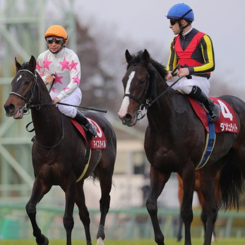 【競馬】3歳牡馬、カオス