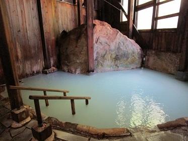 松楓荘岩風呂