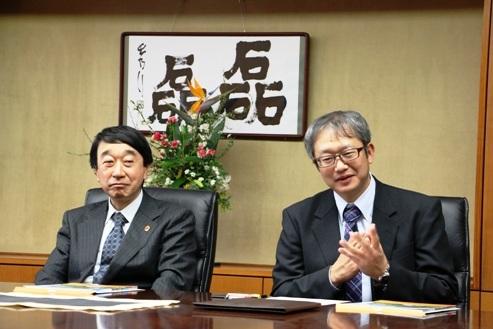 和歌山大学と協定