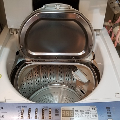 洗濯機洗濯槽