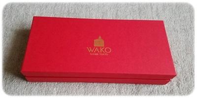 和光のお菓子箱