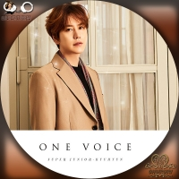 SUPER JUNIOR-KYUHYUN  ONE VOICE☆汎用