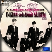 U-KISS solounit ALBUM☆