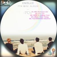 CNBLUE 7thミニアルバム - 7℃N (韓国盤)