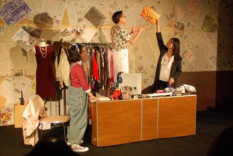 県演劇連盟公演:ようこそデザイン事務所へ