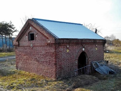 中沼町 煉瓦倉庫