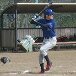 5回裏、戸田の送りバントが内野安打となり無死満塁
