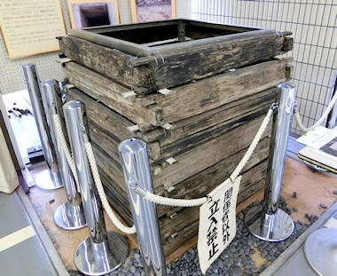 奈良時代の井戸