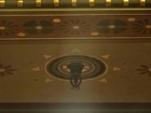 三越劇場 スプリンクラー1