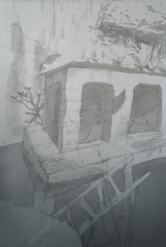隠れ家tes3