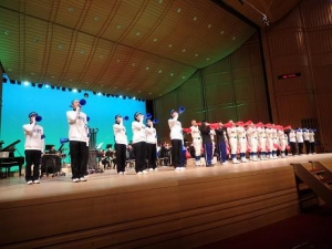 市呉応援団4