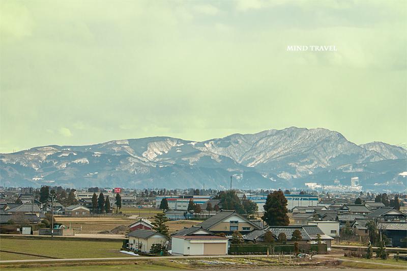 富山の農村