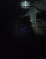 天井裏感知器 差動式スポット型 古い感知器 小林消防設備