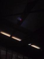 天井裏感知器 差動式スポット型感知器 発報状況 小林消防設備