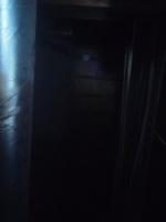 天井裏 感知器作動前 光電式スポット型感知器 小林消防設備