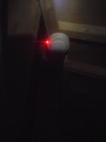 天井裏 感知器作動 差動式スポット型感知器 小林消防設備