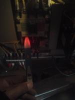 屋内消火栓 マグネットスイッチオン 小林消防設備