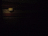 高天井裏の感知器 差動式スポット型感知器 小林消防設備