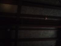 天井裏感知器 作動状況 高天井の天井裏 差動式スポット型感知器 小林消防設備