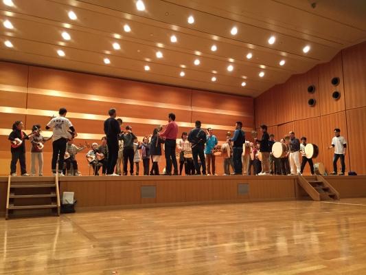 関西阿波おどり協会合同練習 2017神戸