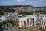 神戸市営住宅ベルデ名谷高層階から