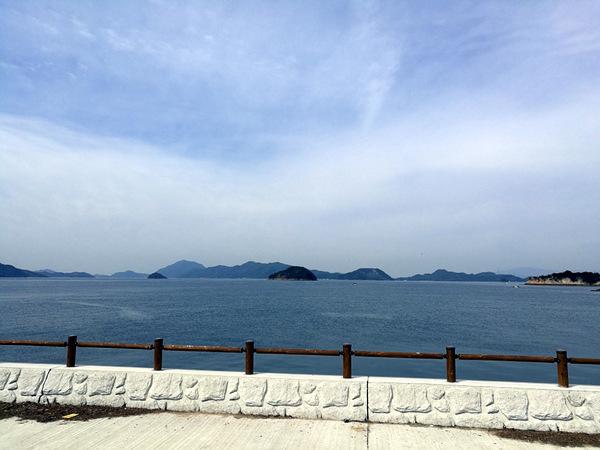 うさぎ島④