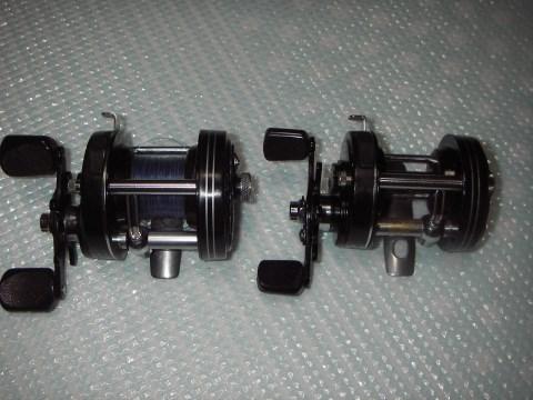 ミリオネアGS3000Cと2000C