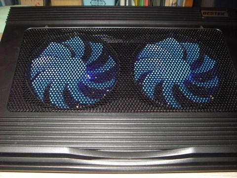 BESTEKパソコン冷却台
