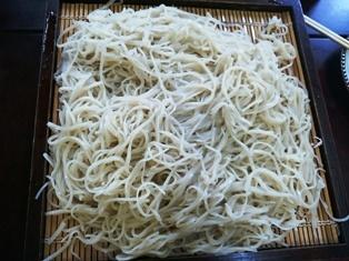 鈴木二郎師匠の寒ざらし蕎麦