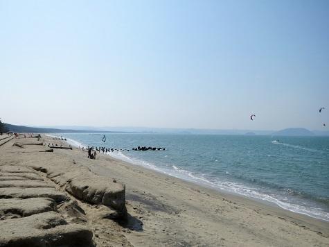 浜崎海岸♪