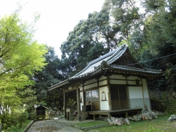 長安寺本堂