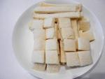 しみチョコラスクの食パン