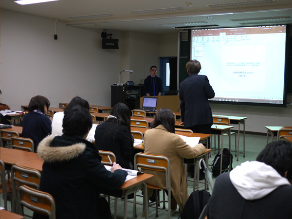 卒論発表会2016