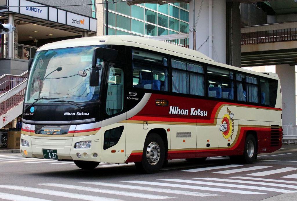 日本交通鳥取