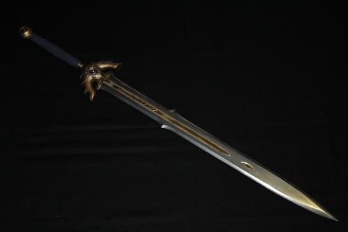 I様 金属刀身ドラゴンクエストミュージアムverロトの剣完成2