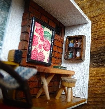 敗因の飾り棚