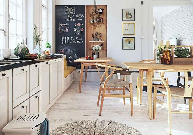 Sliding-door-clad-in-chalkboard-paint-next-to-the-small-sitting-nook-in-the-kitchen.jpg