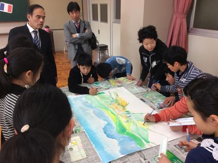 上川口小学校1