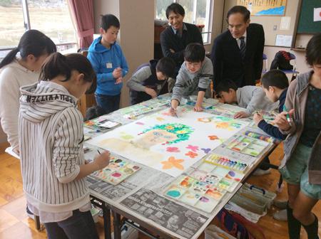 上川口小学校2