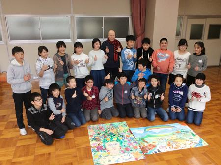 上川口小学校3